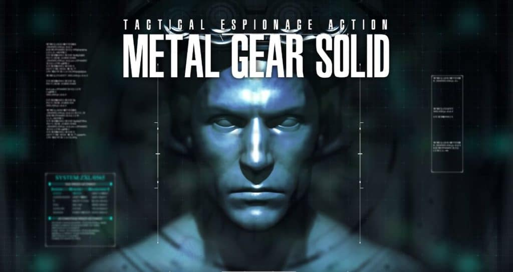 Metal Gear Solid Intro Remake is Beautiful! - Retro Review
